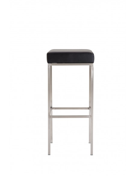 TABOURET DE BAR INDUS. OWEN CUIR SYNTHETIQUE TABOURETS DE BAR