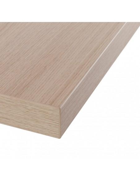 TABLE HAUTE INDUS EN BOIS / METAL TABLES HAUTES