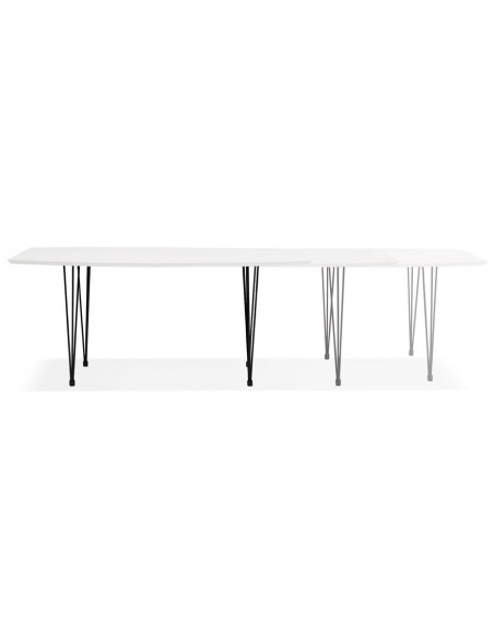 TABLE A MANGER INDUS. 6/12 PERS. TABLES A MANGER