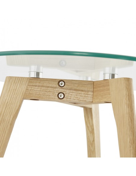 TABLES GIGOGNES MODERNES EN VERRE TABLES BASSES