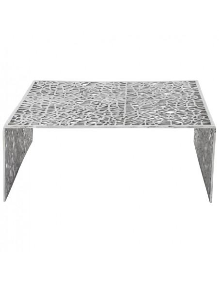 TABLE BASSE EN ALUMINIUM TABLES BASSES