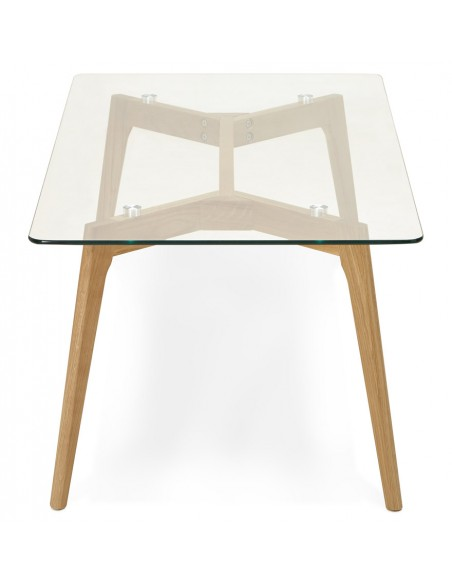 TABLE BASSE MODERNE EN VERRE TABLES BASSES