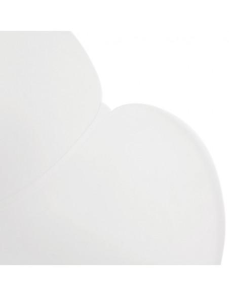 FAUTEUIL SCANDINAVE GORAN PLASTIQUE FAUTEUILS ET CAUSEUSES