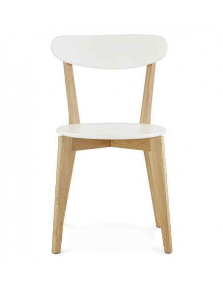 CHAISE SCANDINAVE EBBA BOIS CHAISES