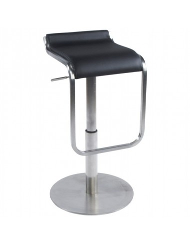 TABOURET DE BAR MODERNE LENNY CUIR SYNTHETIQUE TABOURETS DE BAR