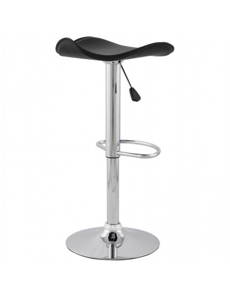 TABOURET DE BAR MODERNE CEDRIK CUIR SYNTHETIQUE TABOURETS DE BAR