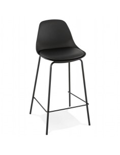 TABOURET DE BAR SCANDINAVE MATS MINI PLASTIQUE TABOURETS DE BAR