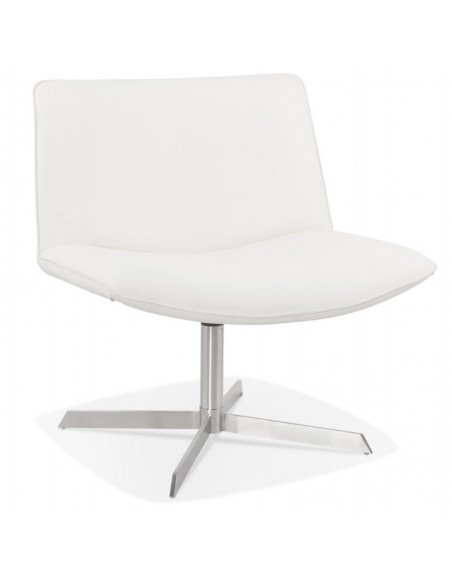 CHAISE MODERNE CASEY CUIR SYNTHETIQUE CHAISES